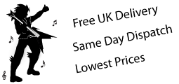Free Delivery, Same Day Dispatch, Lowest Prices Logo