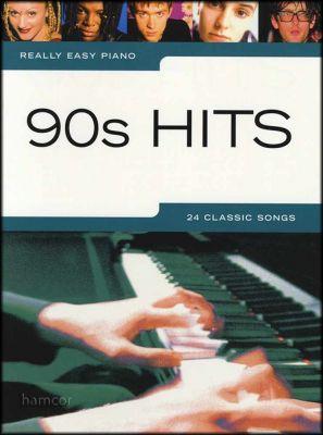 Really Easy Piano 90s Hits