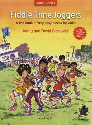 Fiddle Time Joggers Book/CD