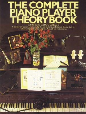 The Complete Piano Player Theory Book