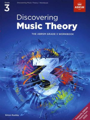 Discovering Music Theory ABRSM Grade 3 Workbook