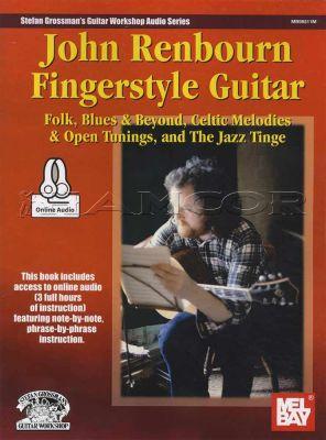 John Renbourn Fingerstyle Guitar Book/Audio