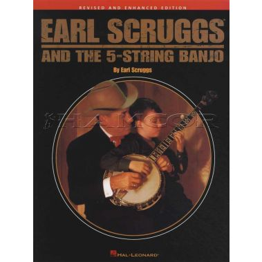 Earl Scruggs and The 5-String Banjo Book Only