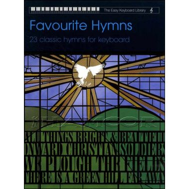 Favourite Hymns The Easy Keyboard Library