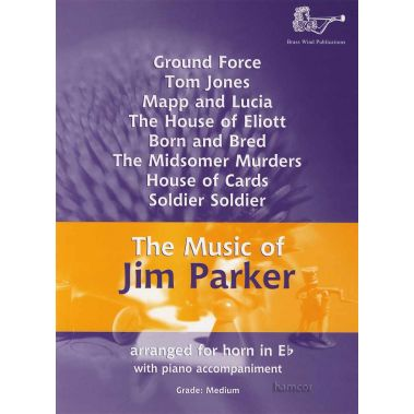 The Music of Jim Parker Horn in Eb