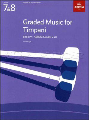 Graded Music for Timpani Book 4
