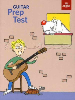 Guitar Prep Test