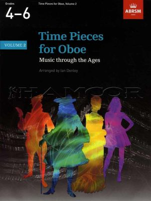 Time Pieces for Oboe Volume 2