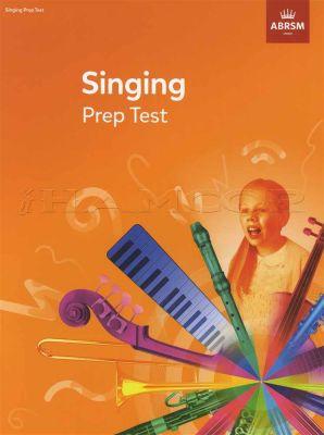 Singing Prep Test