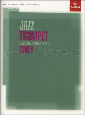 Jazz Trumpet Tunes Grade 2