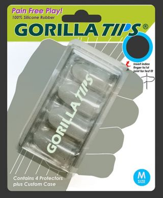 Gorilla Tips Medium