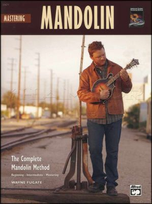 Mastering Mandolin Book/CD