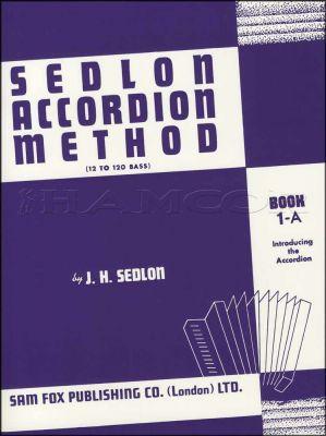 Sedlon Accordion Method 1-A
