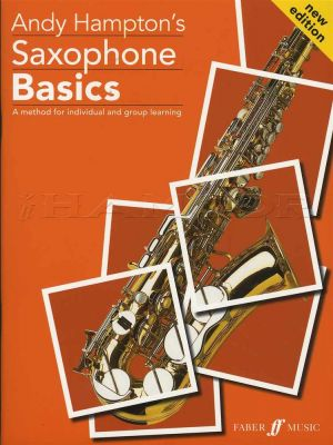 Saxophone Basics Pupil's Edition Book Only