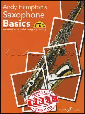 Saxophone Basics Pupil's Edition Book/CD