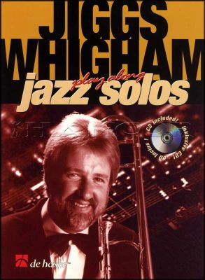 Play Along Jazz Solos for Trombone Book/CD