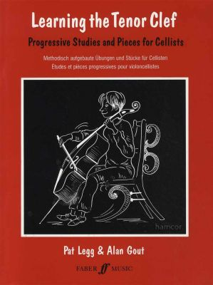 Learning The Tenor Clef for Cello
