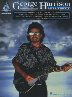 George Harrison Anthology Guitar Recorded Versions