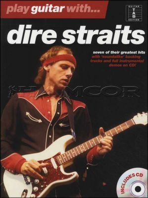 Play Guitar with Dire Straits Book/CD
