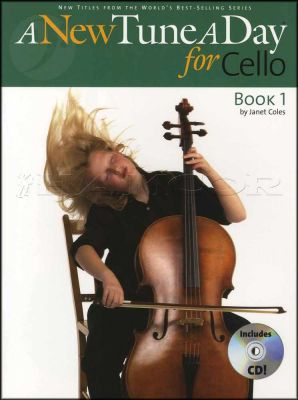 A New Tune A Day for Cello Book 1/CD