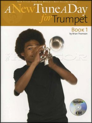 A New Tune A Day for Trumpet Book 1/CD