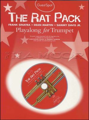 The Rat Pack Playalong for Trumpet Book/CD