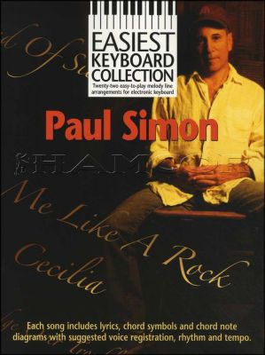 Paul Simon Easiest Keyboard Collection