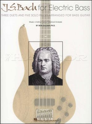 JS Bach For Electric Bass