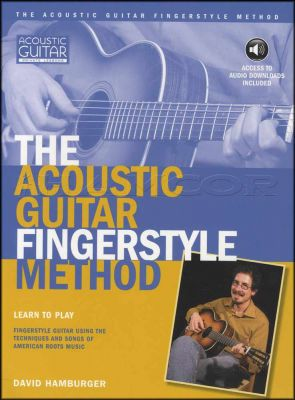 The Acoustic Guitar Fingerstyle Method Book/Audio