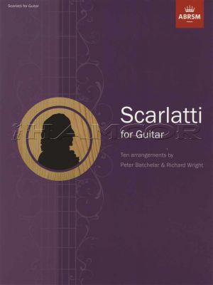 Scarlatti for Guitar