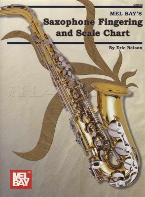 Saxophone Fingering and Scale Chart Mel Bay