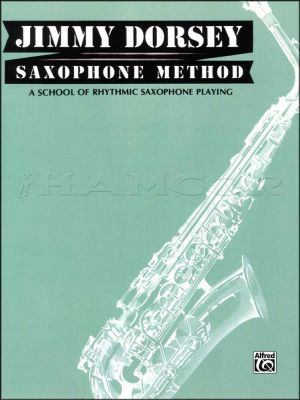 Jimmy Dorsey Saxophone Method