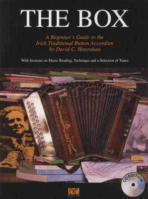 The Box Irish Button Accordion Book/CD