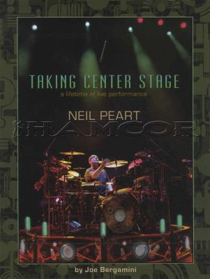 Taking Center Stage Neil Peart Book