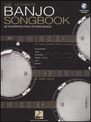 The Ultimate Banjo Songbook Book/Audio