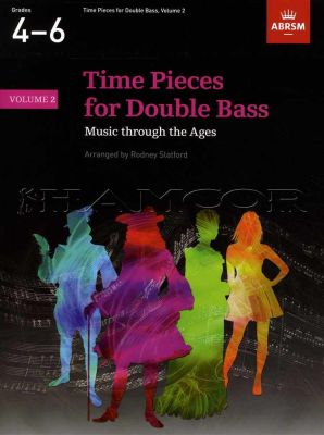 Time Pieces for Double Bass Volume 2