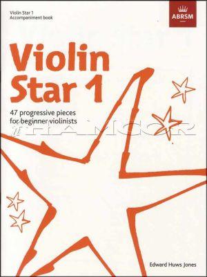 Violin Star 1 Accompaniment Book