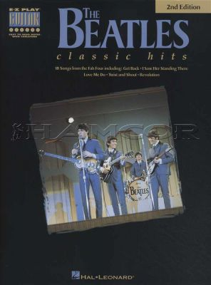 The Beatles Classic Hits E-Z Play Guitar