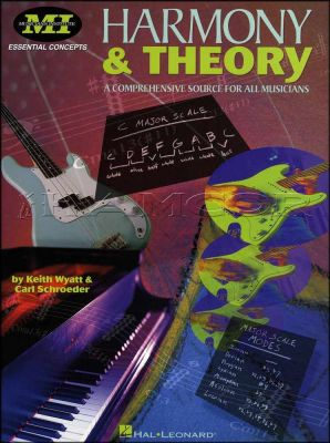 Harmony & Theory Essential Concepts