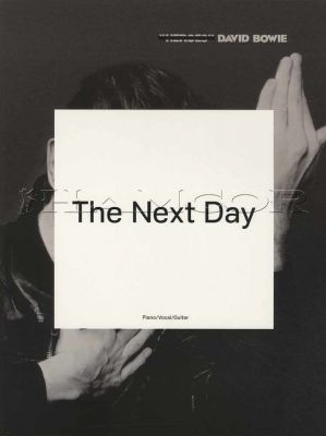 David Bowie The Next Day PVG