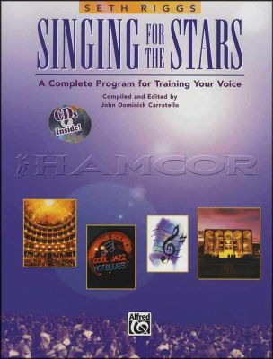 Singing for the Stars Book/CDs