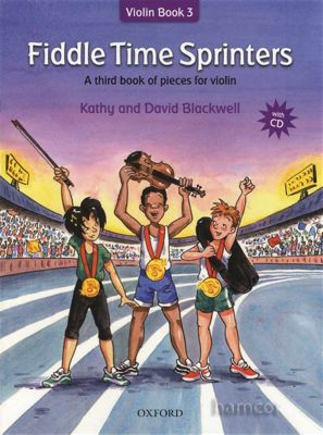 Fiddle Time Sprinters Book/CD