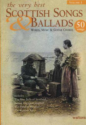 The Very Best Scottish Songs & Ballads Volume 1