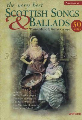 The Very Best Scottish Songs & Ballads Volume 4