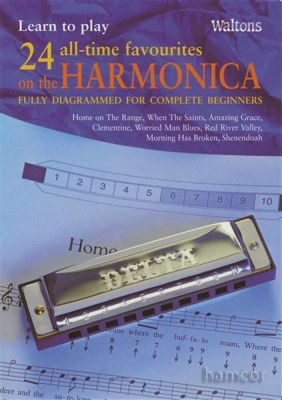 Learn to Play 24 All-Time Favourites on the Harmonica