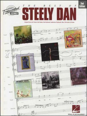 The Best of Steely Dan Transcribed Scores