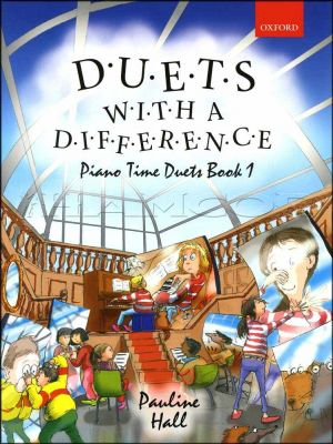 Duets with a Difference Piano Time Duets Book 1