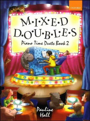 Mixed Doubles Piano Time Duets Book 2