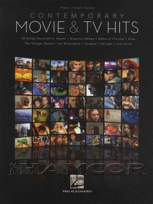 Contemporary Movie & TV Hits PVG