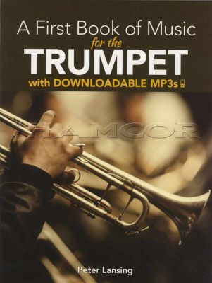 A First Book of Music for the Trumpet Book/Audio